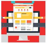 طراحی وب سایت - گروه مایان