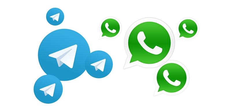 امن ترین اپلیکشن های پیام رسان