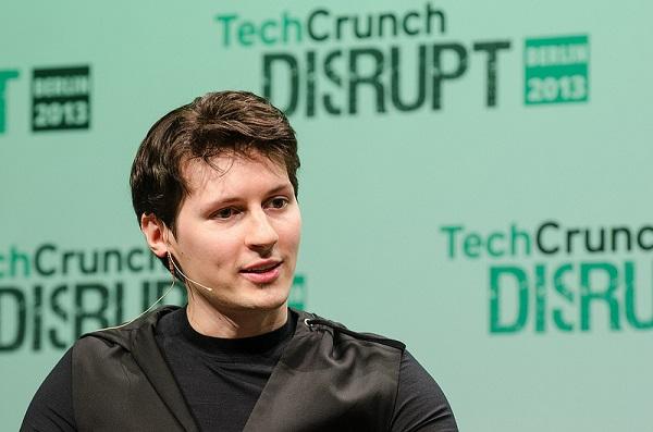 پاول دورف – Pavel Durov