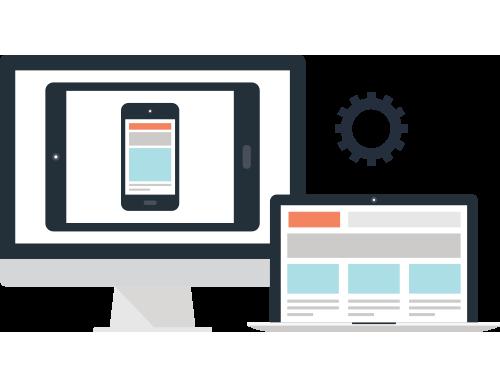 توسعه وب سایت
