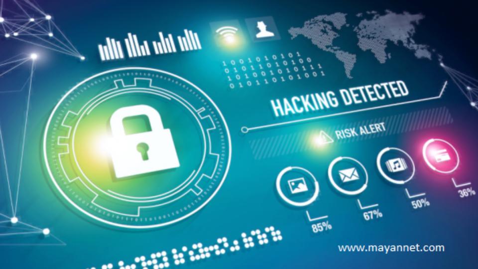 امنیت وب سایت – گروه مایان